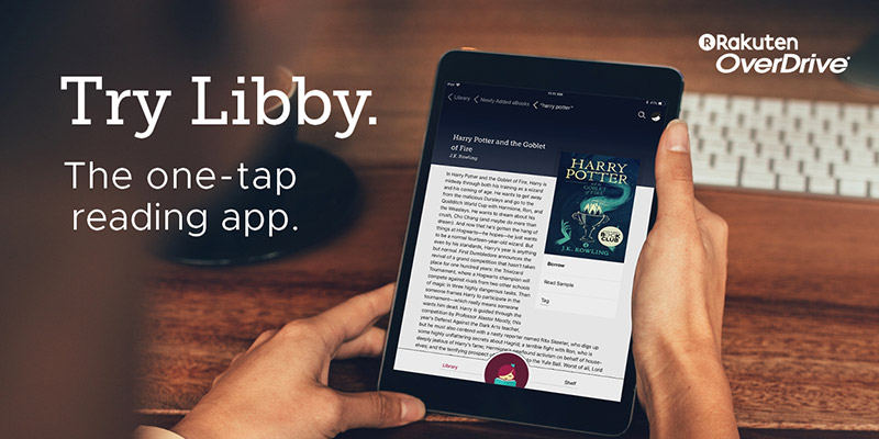 Libby Online Reading App